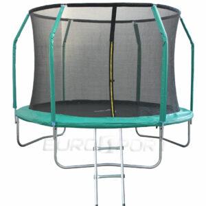 2 - Батут 8ft 2,44м с защитной сеткой (внутрь) б/л GB10201-8ft.