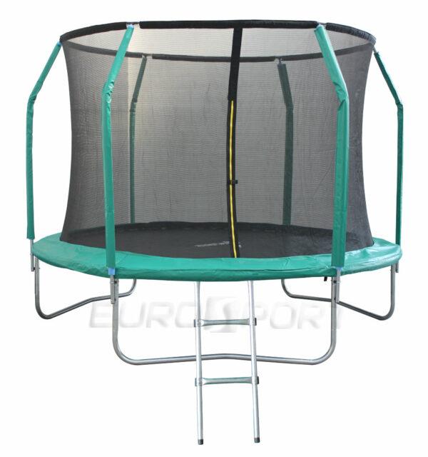 1 - Батут 10FT 3,05м с защитной сеткой (внутрь) с лестницей GB10211-10FT.