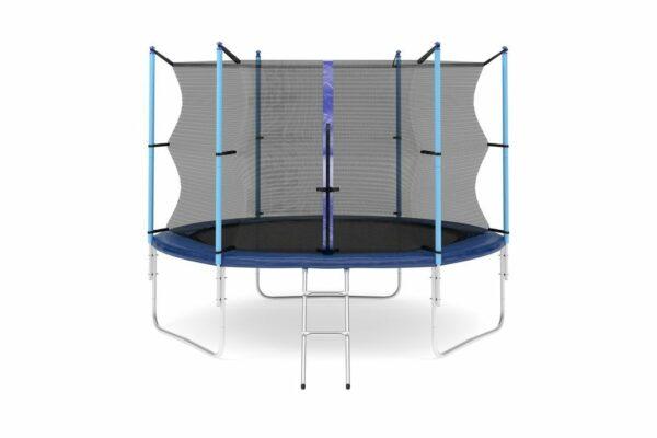 1 - Батут Diamond fitness internal 10 FT (305 см) с защитной сеткой и лестницей.
