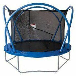 3 - Батут Funtek/Active Fun AFT 10ft(3,05м) с защитной сеткой и лестницей.