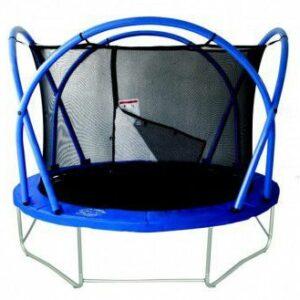 5 - Батут Funtek/Active Fun AFT 8ft(2,44м) с защитной сеткой и лестницей.