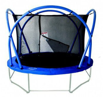 Батут Funtek/Active Fun AFT 8ft(2,44м) с защитной сеткой и лестницей