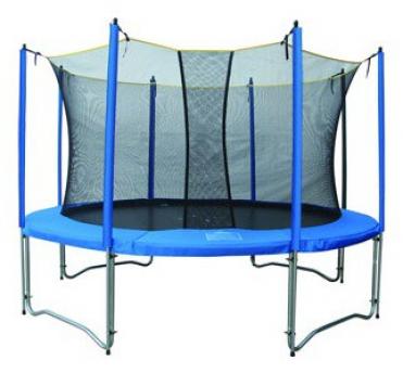 Комплект Батут Fun Tramp 12ft (3,7м) с защитной сеткой