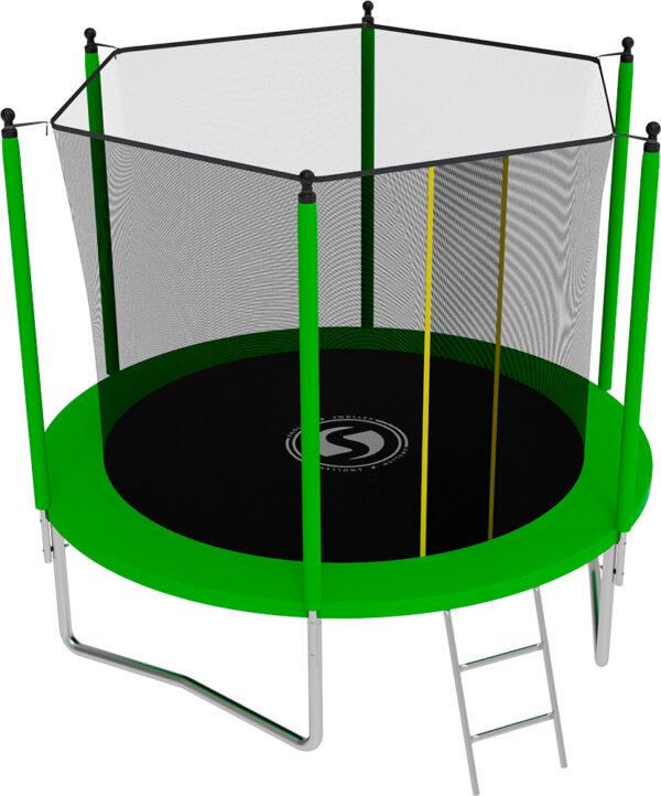 5 - Батут SWOLLEN Lite 8 FT (Green).