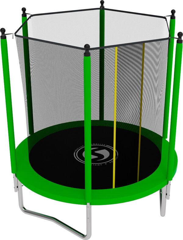2 - Батут SWOLLEN Lite 6 FT (Green).