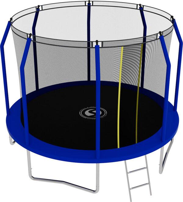 2 - Батут SWOLLEN Comfort 10 FT (Blue).