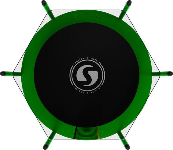 2 - Батут SWOLLEN Lite 8 FT (Green).