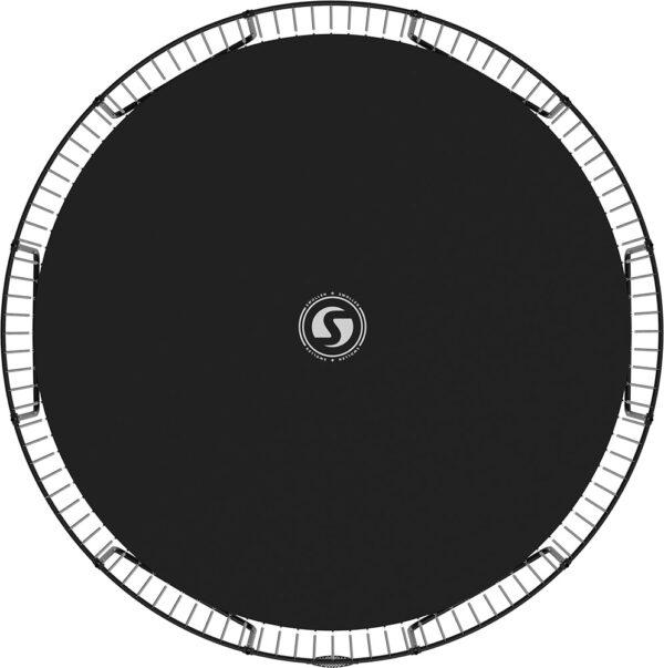 4 - Батут SWOLLEN Prime Black 16 FT.