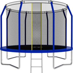 9 - Батут SWOLLEN Comfort 10 FT (Blue).