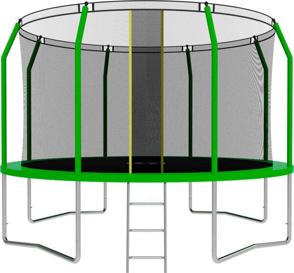 1 - Батут SWOLLEN Comfort 12 FT (Green).