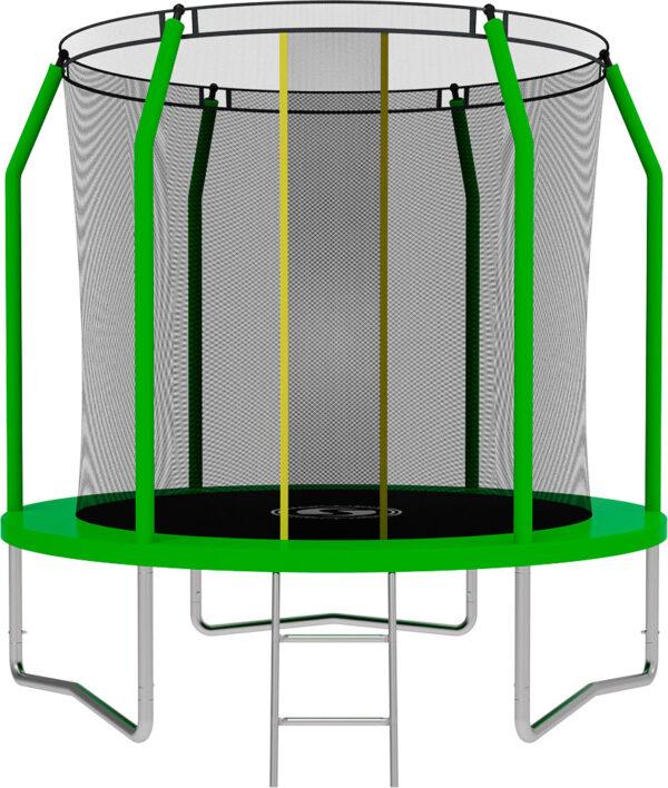 1 - Батут SWOLLEN Comfort 8 FT Green.