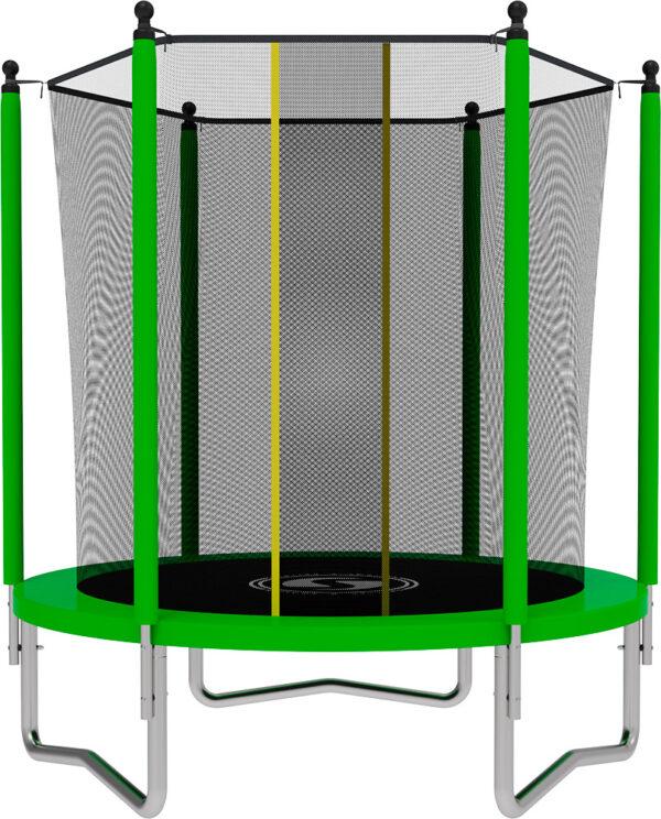 1 - Батут SWOLLEN Lite 6 FT (Green).