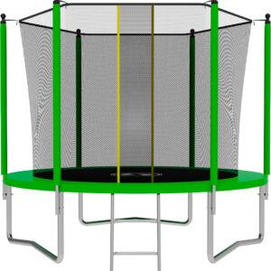 7 - Батут SWOLLEN Lite 8 FT (Green).