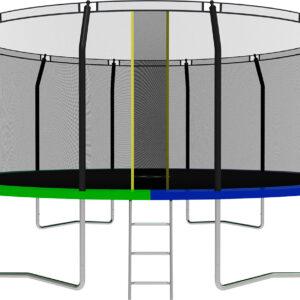 8 - Батут SWOLLEN Prime 16 FT.
